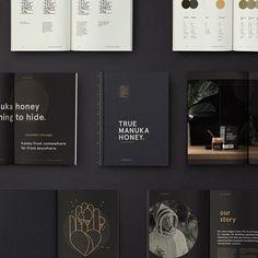 The true honey by @marxdesign.co.nz #corporatedesign #beautiful #nature #deluxe #luxury #food #packaging #black #honey #minimal #design #logotype #gold #golden #mindsparklemag #inspire #designblog