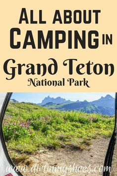 If you are taking a road trip or vacation to Grand Teton National Park, you should consider camping! Camping in Grand Teton will get you closer to some of the major points of interest, hikes, and viewpoints in the park. Use this to learn all about Grand Teton's different campgrounds and pick the best one for your vacation!