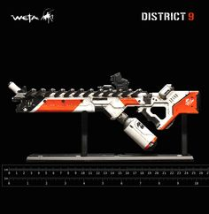 Ditrict 9 - Assault Rifle