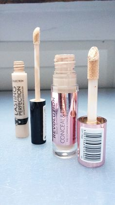 Another makeup post from me today, another few minutes of me rambling on about how much I love Makeup Revolution and their brand new concealer they've just brought out!! You've probably…