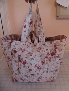 Fat Quarter Sewing Bag...my new favorite!!!!