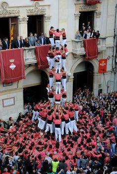 Colla Vella dels Castellers de Valls