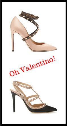 1826abe124e8 Beautiful Valentino s!  valentinorockstuds  shoesoftheday  affiliate