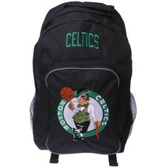 NBA Boston Celtics Southpaw Backpack, Black by Concept 1. $34.00. The Southpaw is a great backpack to show off your favorite team, allowing you to carry all your necessary gear to different places like school, the office, the gym, etc.
