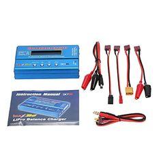 Batterie LiPro Solde Chargeur / déchargeur pour LiPo Lilon LiFe NiCd NiMh Pb RC SKYRC iMAX B6 multi-fonctionnelle