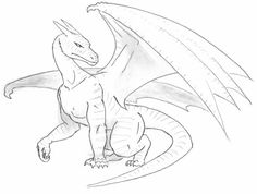 Dragon-Pencil-Drawing-Vahamur-Diesonne by Breathe-My-Art on DeviantArt