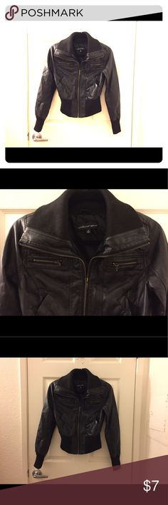 Black jacket size small EUC! Ambiance Apparel Jackets & Coats
