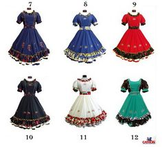 Fotos de vestidos de huasa Dress Sewing Patterns, Cinderella, Disney Princess, Disney Characters, Be, Dresses, Cart, Google, Fashion