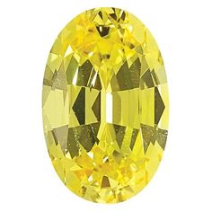 CANARY YELLOW SAPPHIRE, NATURAL, 6X4MM OVAL, GEMSTONE QUALITY / STYLE: SA-0604-OVF-YN-GEM #YELLOWSAPPHIRE #GEMSTONE Birthstone Jewelry, Gemstone Jewelry, Crazy Colour, Peridot, Loose Gemstones, Birthstones, Minerals, Sapphire, Pendants