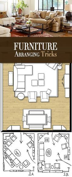 Furniture Arrangements For A Narrow Room Living Spaces