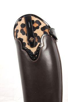 De Niro Ramses Jachtkap Leopard - Koole Equestrian