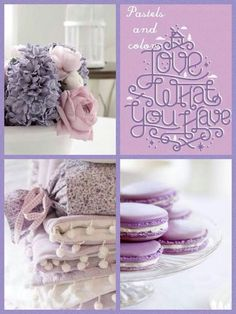 In the Mood for LAVENDER...