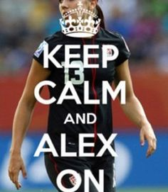 ALEX MORGAN. ⚽