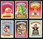 Garbage Pail Kids Trading Cards