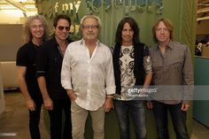 Foreigner band member Kelly Hansen attends Private Foreigner ...                                                                                                                                                                                 Mais