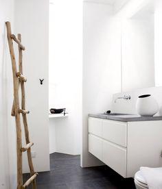 Handdoekenrek Keuken Hout : Keuken Planken Bevestigen : keuken ...