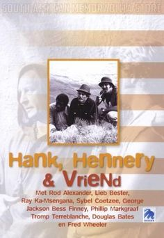 HANK, HENNERY & VRIEND - Rod Alexander - South African DVD *New* - South African Memorabilia Store New South, Afrikaans, New Movies, Southern, Tv, Store, News, Classic, Movie Posters