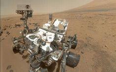 Curiosity se tomó otro autorretrato y olfateó la atmósfera de Marte: Impresionante, pensar que es otro planeta, ojala pueda estar alli antes de Morir ...