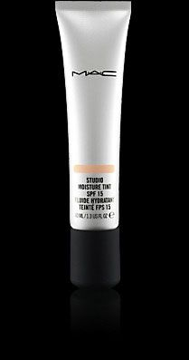 """Studio Moisture Tint SPF 15. M.A.C. my """"foundation"""". i'm not one to wear heavy make-up...no matter how awful i feel like my face looks that day. this is just enough tint for someone who doesn't like to wear a lot..."""