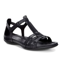 s a true classic that also makes this sandal fully adjustable for a perfect fit. Women's Shoes Sandals, Heels, David Jones, Leather Cover, Womens Flats, Summer Collection, Shoes Online, Perfect Fit, Stuff To Buy