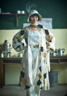 FASHION STYLE: The Fabulously Glamorous World of The Honourable Miss Phryne Fisher, Lady Detective, part 5