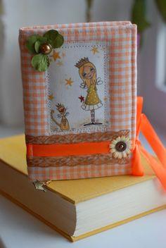 Marinka: Блокнотик для принцессы
