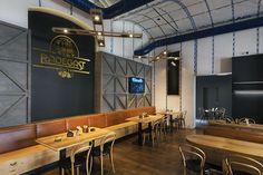 Radegast Pivnice Atlantic | Рестораны | HALLA, a.s.