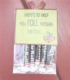 marketing pop by ideas with tootsie rolls - Bing images