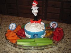 """Photo 8 of 20: The Cat in the Hat / Birthday """"Luke's first birthday"""" 