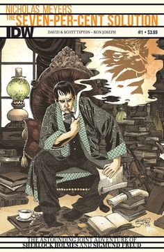 Sherlock's Vault: The Seven-Per-Cent Solution #1 (2015)