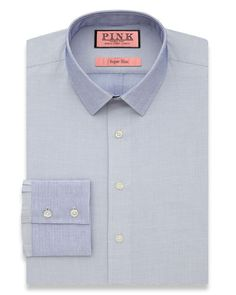 Thomas Pink Connolly Texture Dress Shirt - Slim Fit