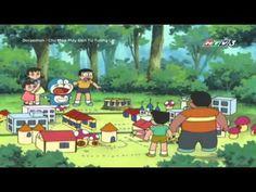 Doremon Tập 152 (Lồng Tiếng) HTV3  Thành phố đồ chơi  Nón chấp nhận yêu cầu
