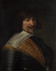 Attributed to Jan Anthonisz. van Ravesteyn, Portrait of Sir Daniel Balfour, Holburne Museum of Art, Bath