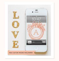 free custom iPhone wallpapers