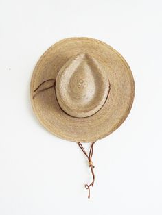 Woven Straw Wide Brim Hat    Vintage Western Hat - SOLD Western Hats 7a340ee9292c