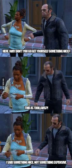 Grand Theft Auto, Fan Art, PC, PS4, Xbox One, Playstation. Trevor is a great role model.