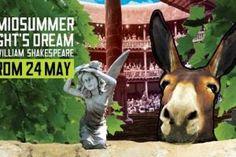 A Midsummer Night's Dream | Visit Bankside | Shakespeare's Globe