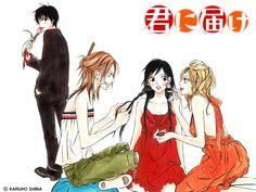 kimi ni todoke | Mis Animes Shojo: Kimi ni Todoke (manga)