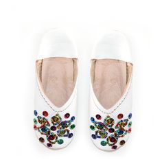 Moraccan Baby Slippers - Babasouk –.. #babouchemarocaines