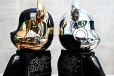 Daft Punk bearbricks