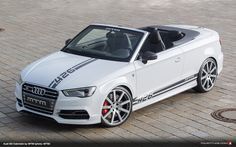 Audi S3 Cabriolet by MTM
