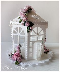 Wild Orchid Crafts wedding chapel