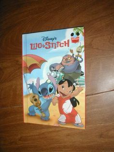 $1.99 Disneys Lilo and Stitch book (2002)