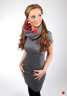 """Minikleider - MEKO Kleid """"BETTY_4aPG6"""" - ein Designerstück von meko bei DaWanda"""