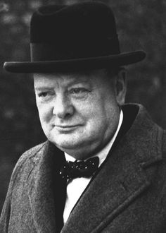 Winston Churchill-Famous people suffering with Bipolar Disorder
