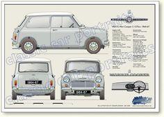 Morris Mini-Cooper S 1275 1964-67