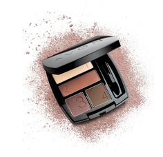 True Color Eyeshadow Quad in Barely There