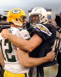 Green Bay Packers v San Diego Chargers