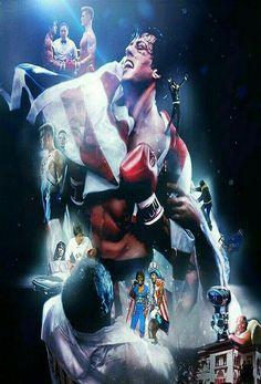 Rocky Sylvester Stallone, Rocky Stallone, Rocky Series, Rocky Film, Cultura Pop, Rocky Balboa Poster, Silvester Stallone, Art Of Fighting, Afro Art