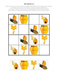Bee Sudoku Puzzles Bee Sudoku Puzzles,MEGJEGYEZNI Bee Sudoku Related posts:Alphabet Crossword - sudokuSpel 14 (hondenspel hond spel denkwerk hersenwerk brain dog game play diy) - creative DIY brain games for dogs -. Summer Preschool Activities, Bee Activities, Toddler Activities, Sudoku Puzzles, Printable Puzzles, Puzzles For Kids, Bees For Kids, English Worksheets For Kids, Bee Boxes